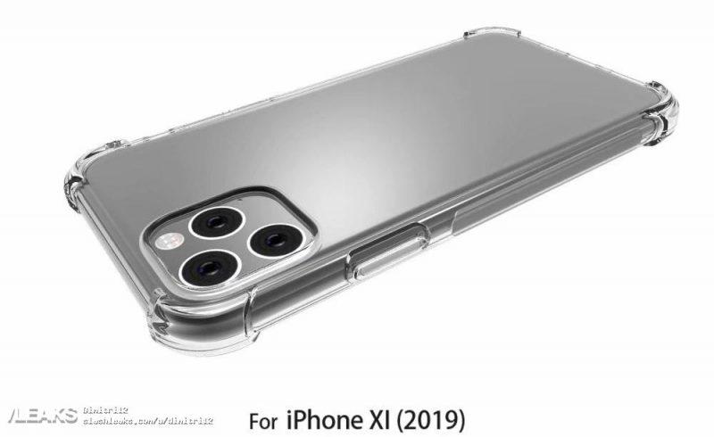 Leaked iPhone Case Renders Fuel Rumours