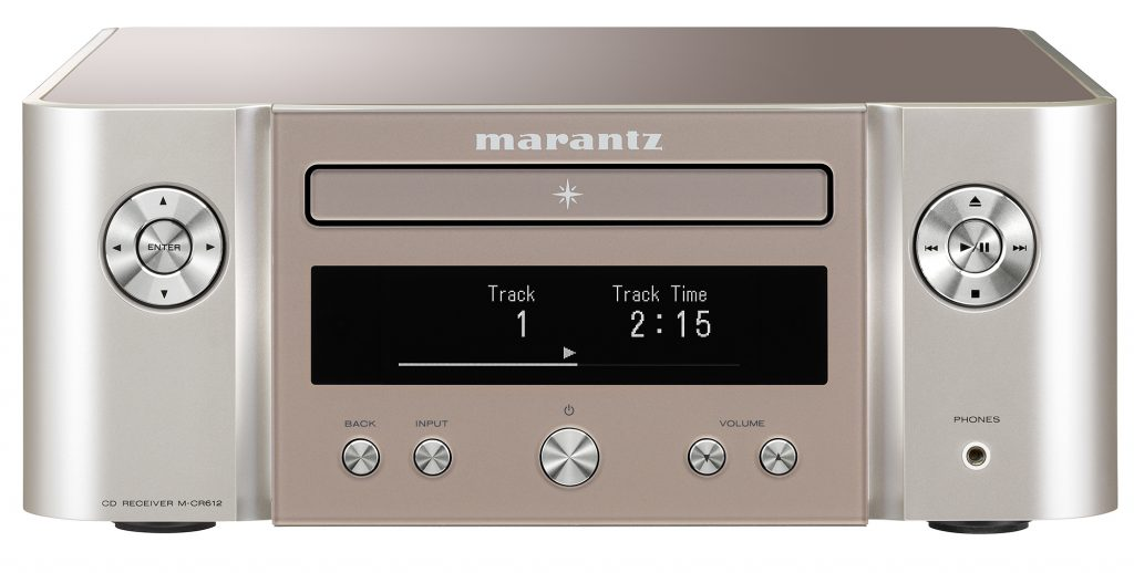 silver marantz Marantz Smart Mini Receiver Heading Down Under