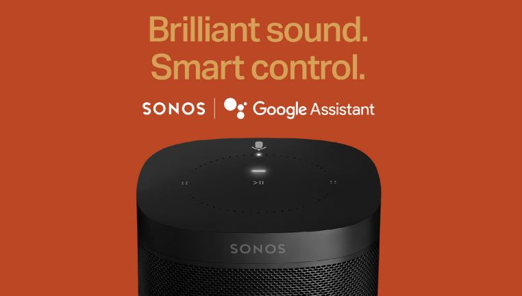 sonos google Google Assistant Coming To Sonos Speakers In Oz This July