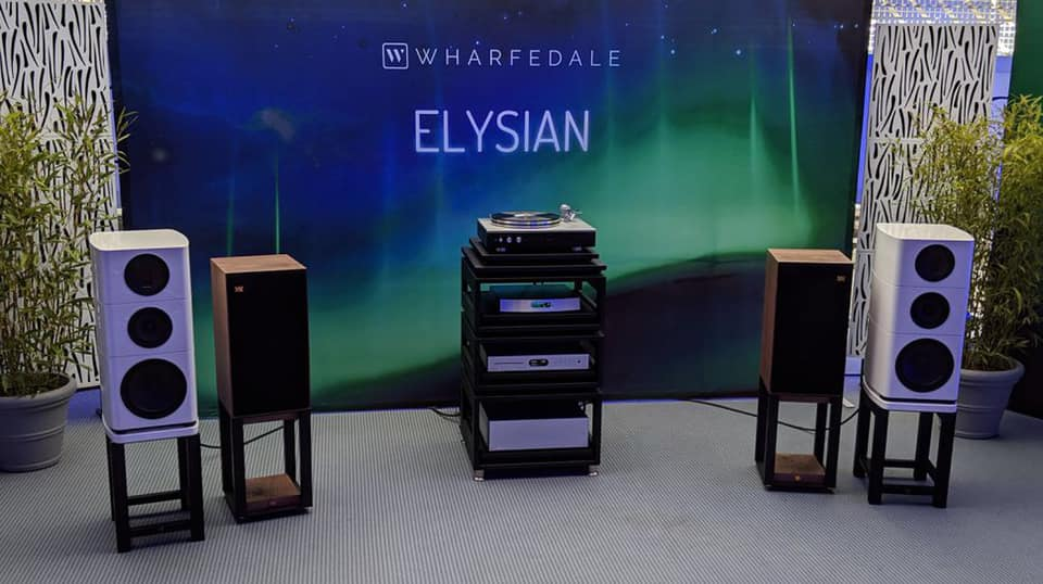 wharfedale elysian All The Highlights From Munich High End 2019