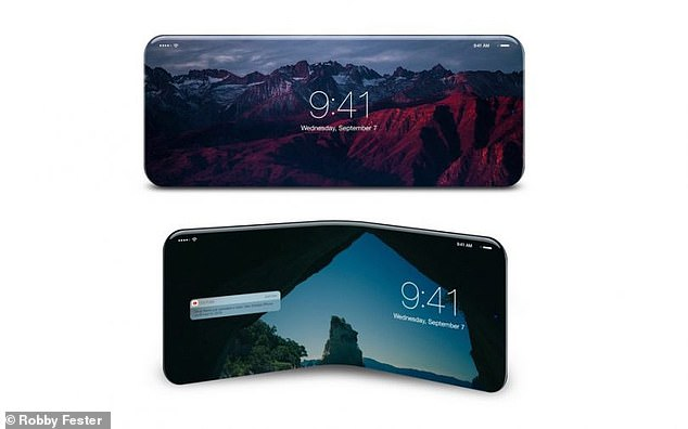 Apple Foldable phone Crucial WWD Week For Apple Double Fold iPhone/iPad Device & New Software Tipped