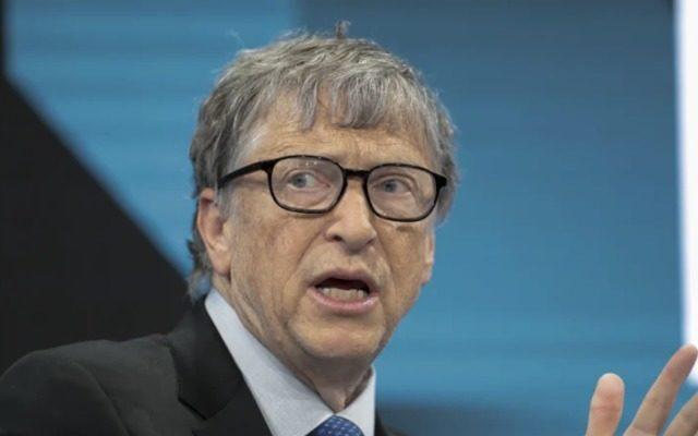 Bill Gates Exits Microsoft Board