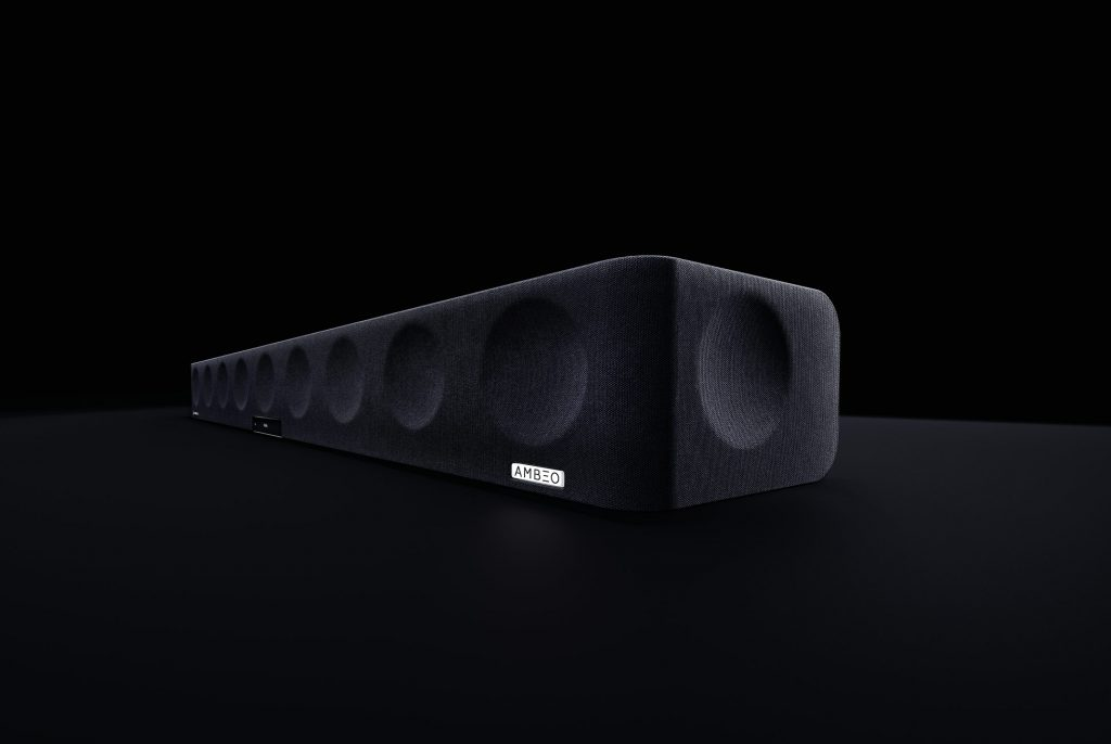 Sennheiser Ambeo Gear Patrol lead full New Sennheiser AMBEO 3D Soundbar A Major Threat To Bluesound