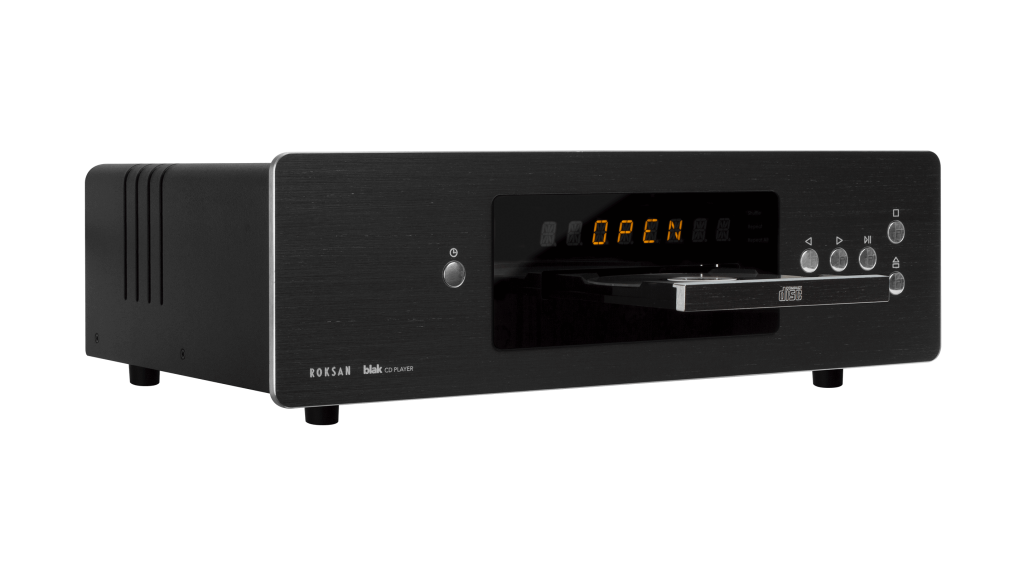 blak cd player 1024x576 Roksan Returns With New Amps & CD Players