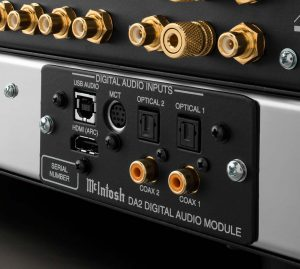 C53 Back background DA2 Close Up 300x269 McIntosh Announce New Modular Preamplifier