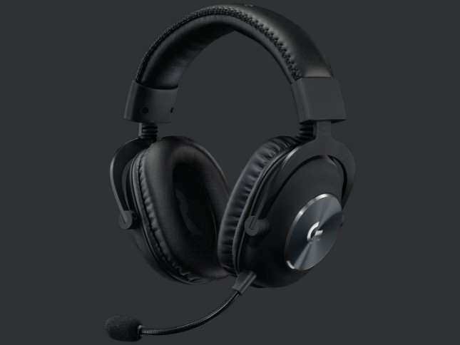 %name Logitech Unveil New Gaming Headsets With Blue Mic Tech