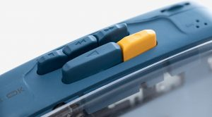 bluetooth cassette player2 300x166 Bluetooth Cassette Player Debuts On Kickstarter