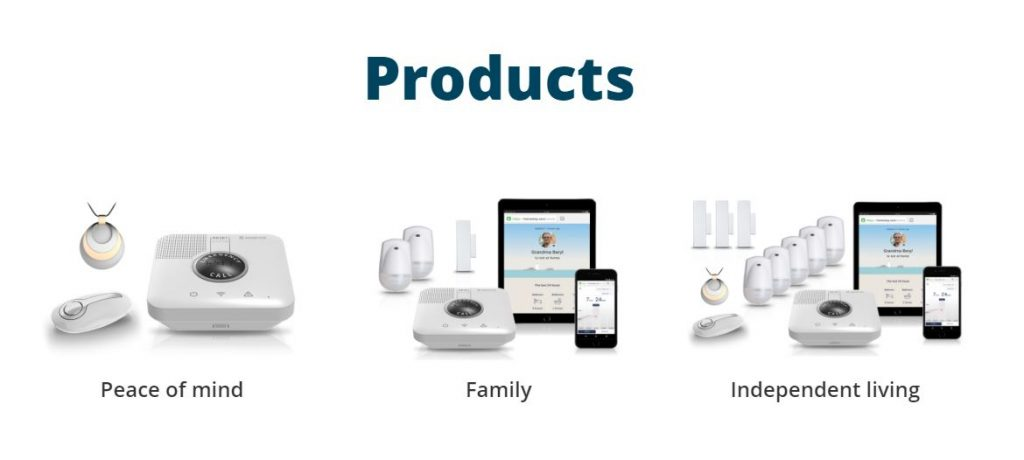 homestay 33 1024x460 HomeStay Launch Smart Home Hub For Seniors