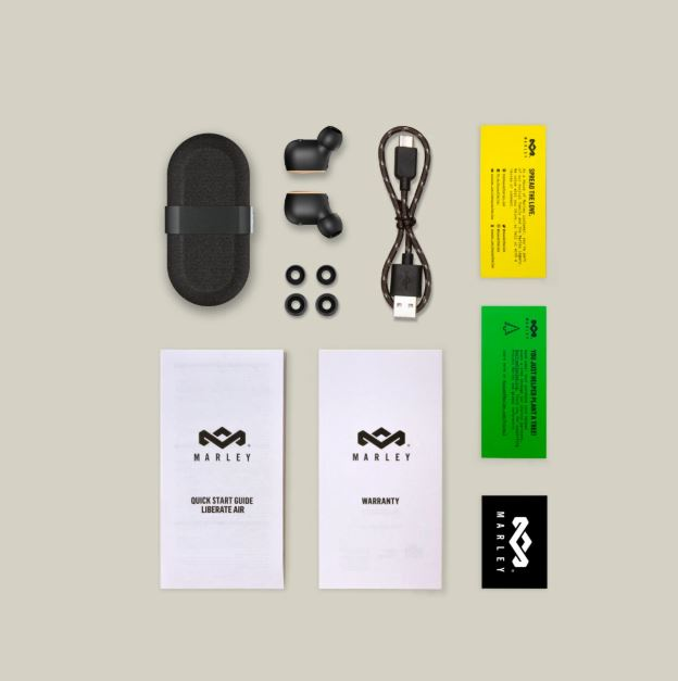 house of marley 66 House of Marley Debut 9 Hour Earbuds