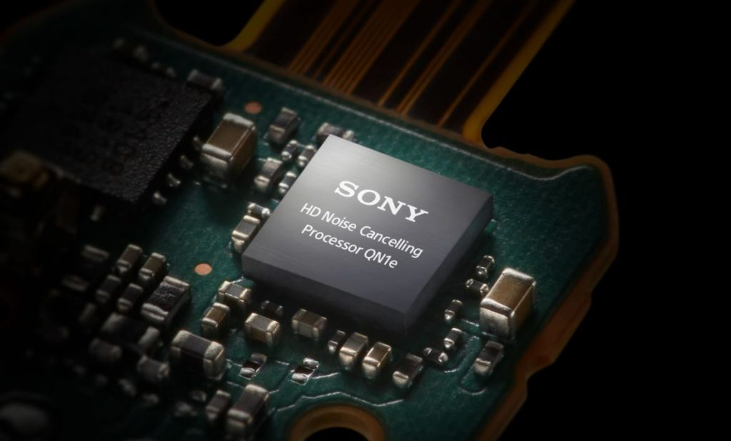 sony processor 1024x618 Sony Unveil New Noise Cancelling Earbuds
