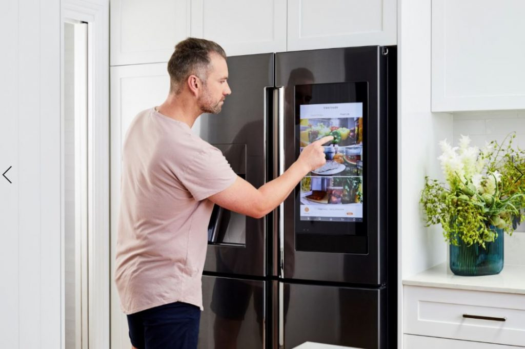 Family Hub5 1024x681 Samsung Release Largest Smart Fridge Yet