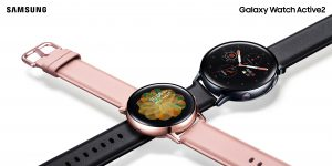 Galaxy Watch Active2 300x150 Optus Take On Telstra With New 5G Phones