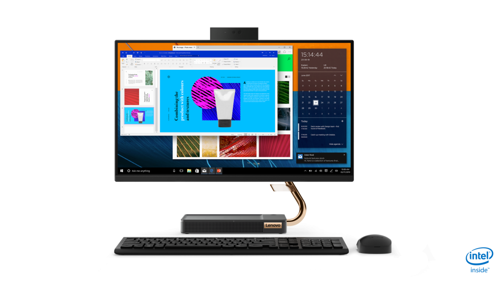 IdeaCentre A540 Lenovo's Latest Consumer Line Up Unveiled Ahead Of IFA