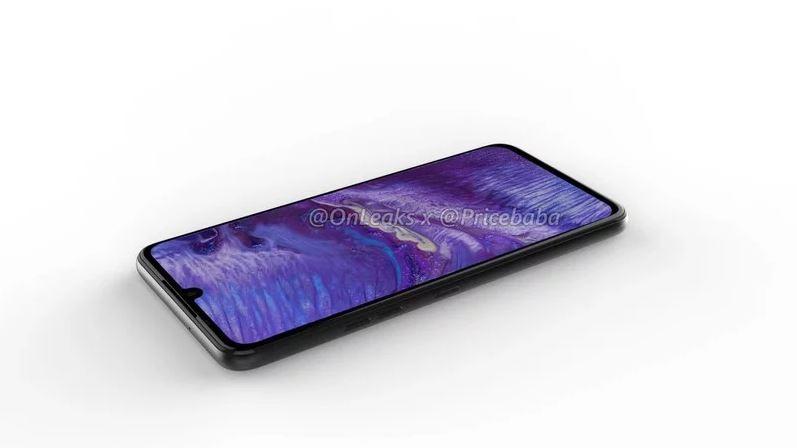 LG G8X leak2 LG G8X With In Display Fingerprint Sensor Leaked Ahead Of IFA