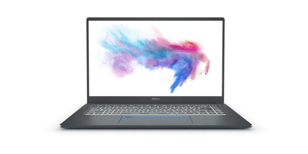 MSI Laptops 1 Review: MSI Prestige 15 For Creatives