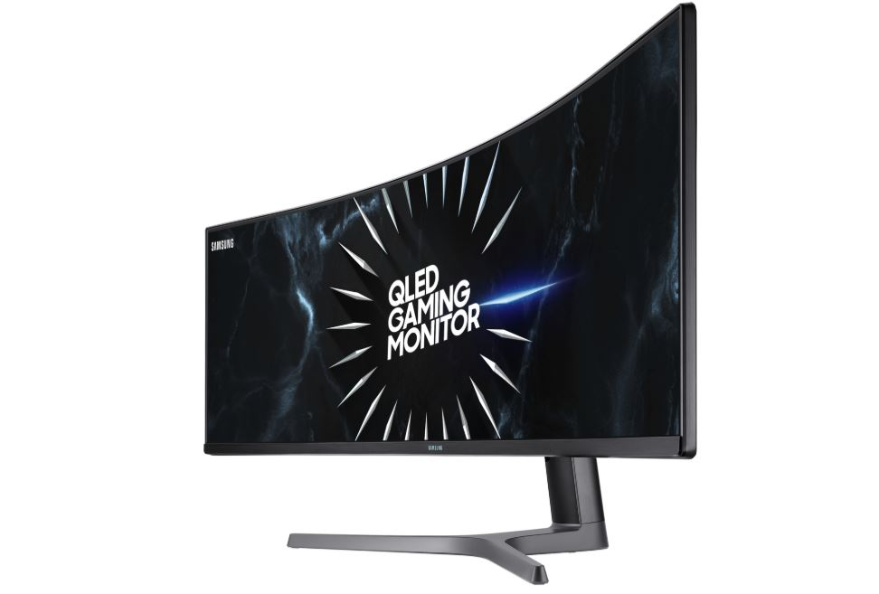 Samsung Electronics Samsung Debut World First 240Hz Curved Gaming Monitor