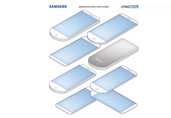 Samsung Flip2 Is Samsung Set To Take On Tipped Motorola Razr With Three Headed Smartphone?