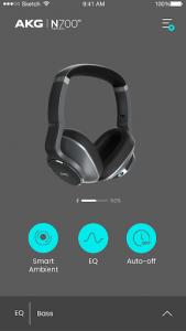 akg app 169x300 Samsung Launch $499 AKG ANC Headphones