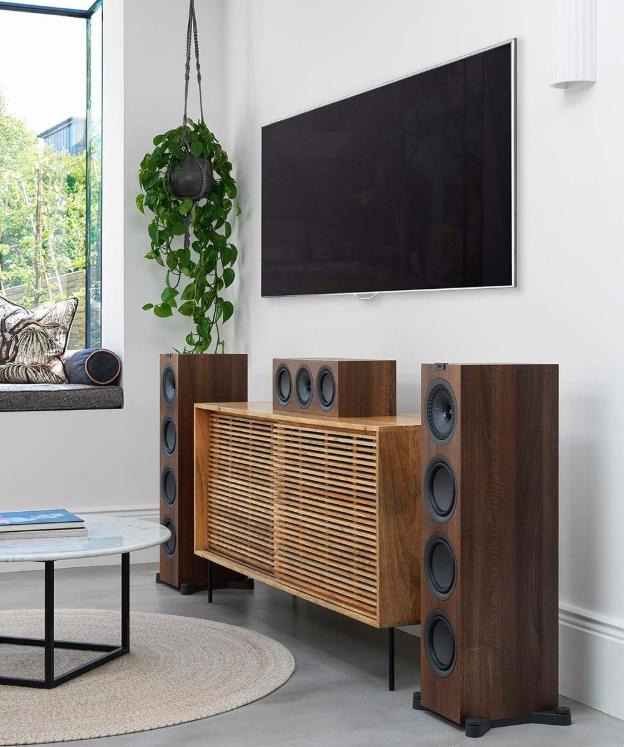 lcr 2 KEF Unveil New LCR Speaker