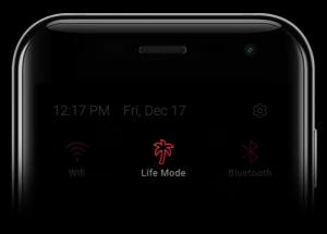 lifemode ui 2 1 300x215 TCL's Tiny Palm Phone Lands At JB Hi Fi