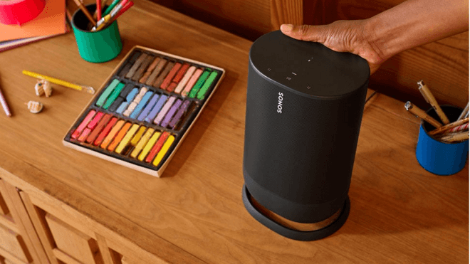 sonos move 6 IFA 2019: Leaked Sonos Portable Speaker