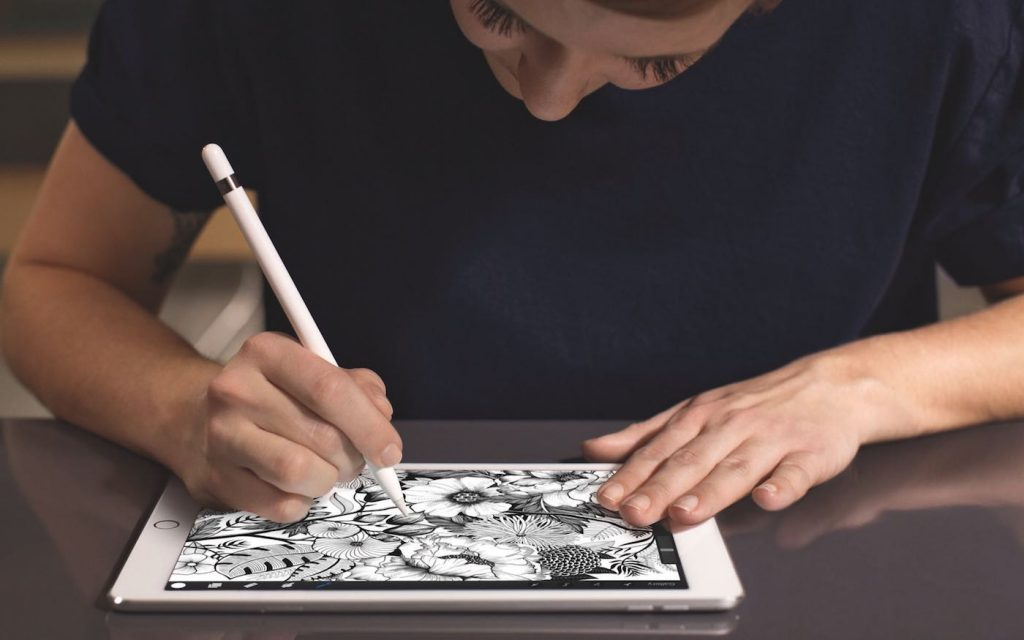 Apple Pencil Apple Move Up New iPad & iPhone Software Launch