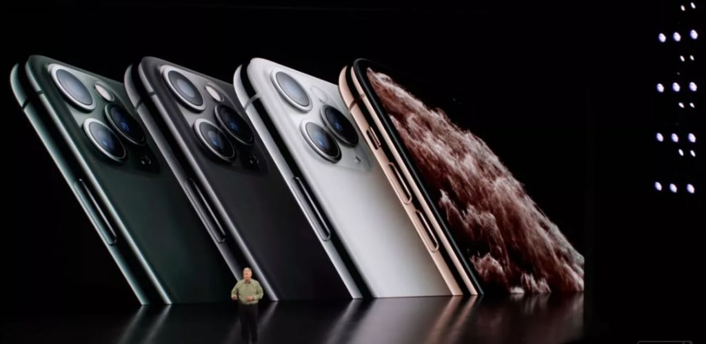Apple iPhone New Apple iPhone 11 & 11 Pro Revealed