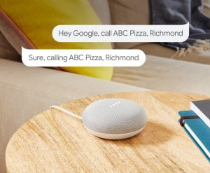 Google Home calls 300x247 Telstra Offer Outbound Calls Via Google Smart Devices
