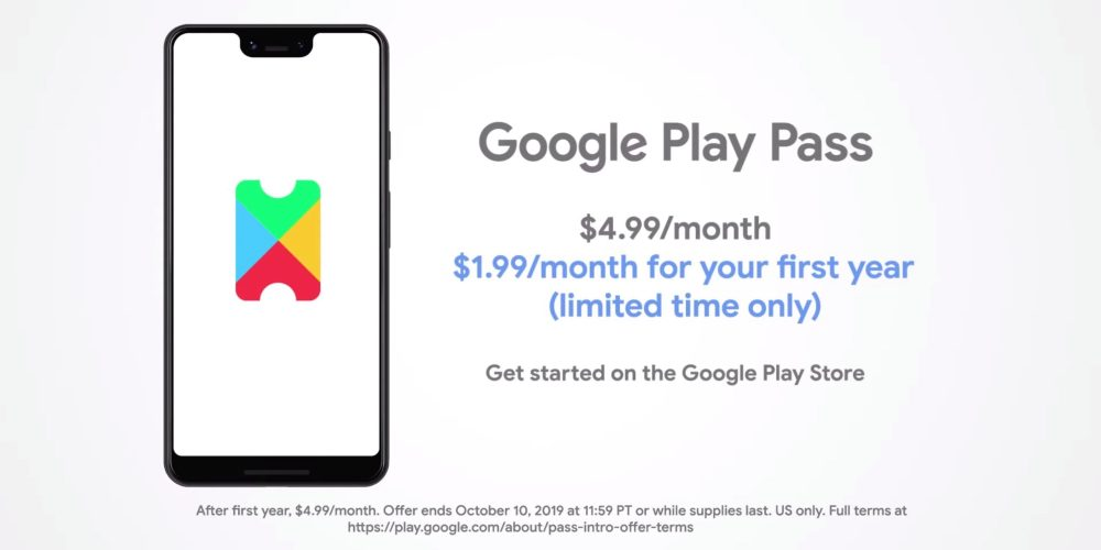 Google Play Pass offer Google Play Pass Launch With 350+ Premium Apps & Games