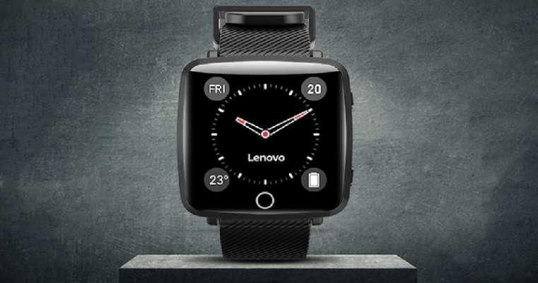 Lenovo Carme 1 Lenovo Unveil Durable, Long Life Smartwatch