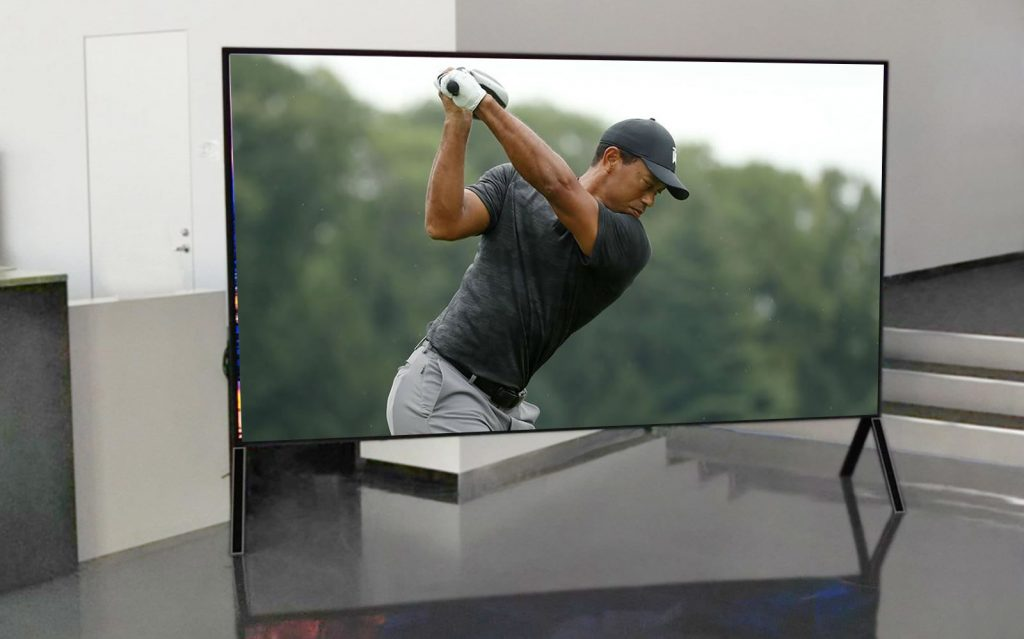 Presidents Cup Chiq ChiQ Wins Presidents Cup Gig With 85″ 8K TV