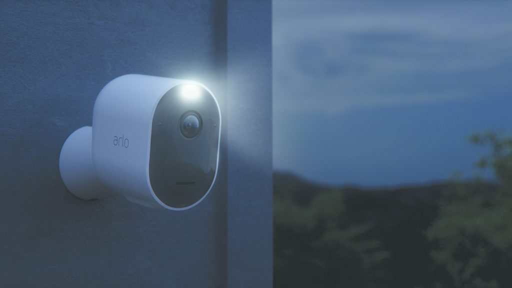 Pro 3 spotlight Arlo Next Gen Pro 3 Hits Oz Shelves October