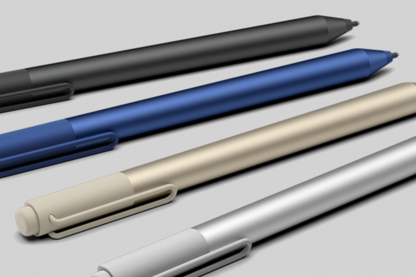 Surface Pen 2 Leaked: Wireless Charging For Surface Pen