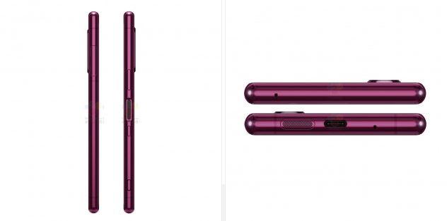 Xperia 2 side Sony Xperia 2 Leak Ahead Of IFA 2019