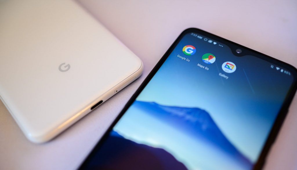 android go apps Google Android 10 Go Edition Boost Entry Level Devices