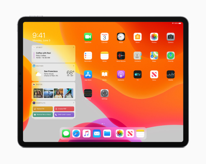 iPadOS Apple Move Up New iPad & iPhone Software Launch