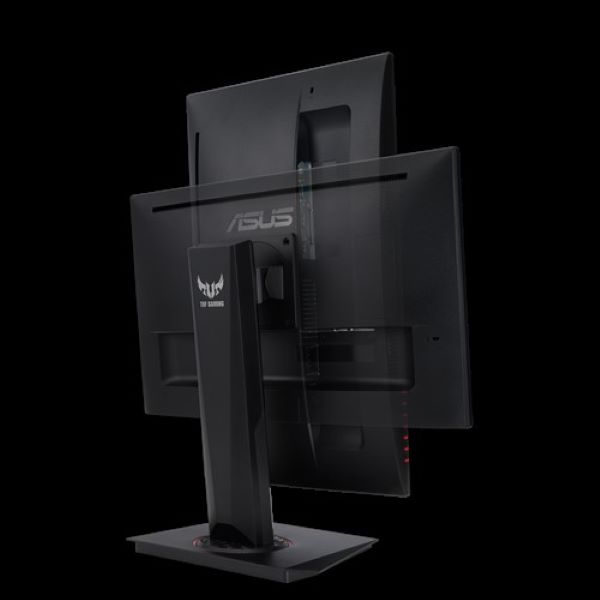 "ASUS VG249Q back ASUS Adds 24"" FreeSync Gaming Monitor To TUF Range"