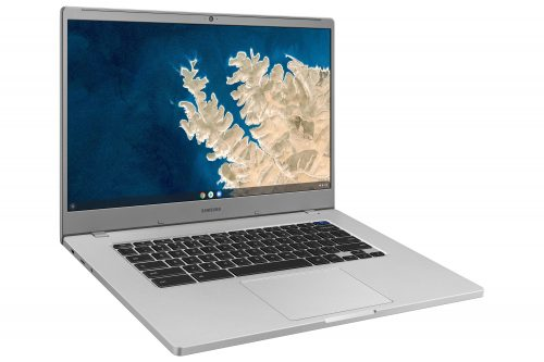 Chromebook 4 L Perspective Platinum Titan min 500x333 Samsung Unveil Premium Refresh of Chromebook Lineup