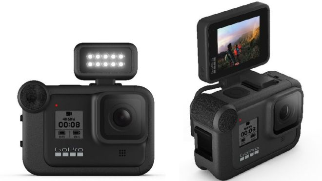 Go Pro New Expensive New Go Pro Hero 8 Targets Bloggers, Premium Accessories