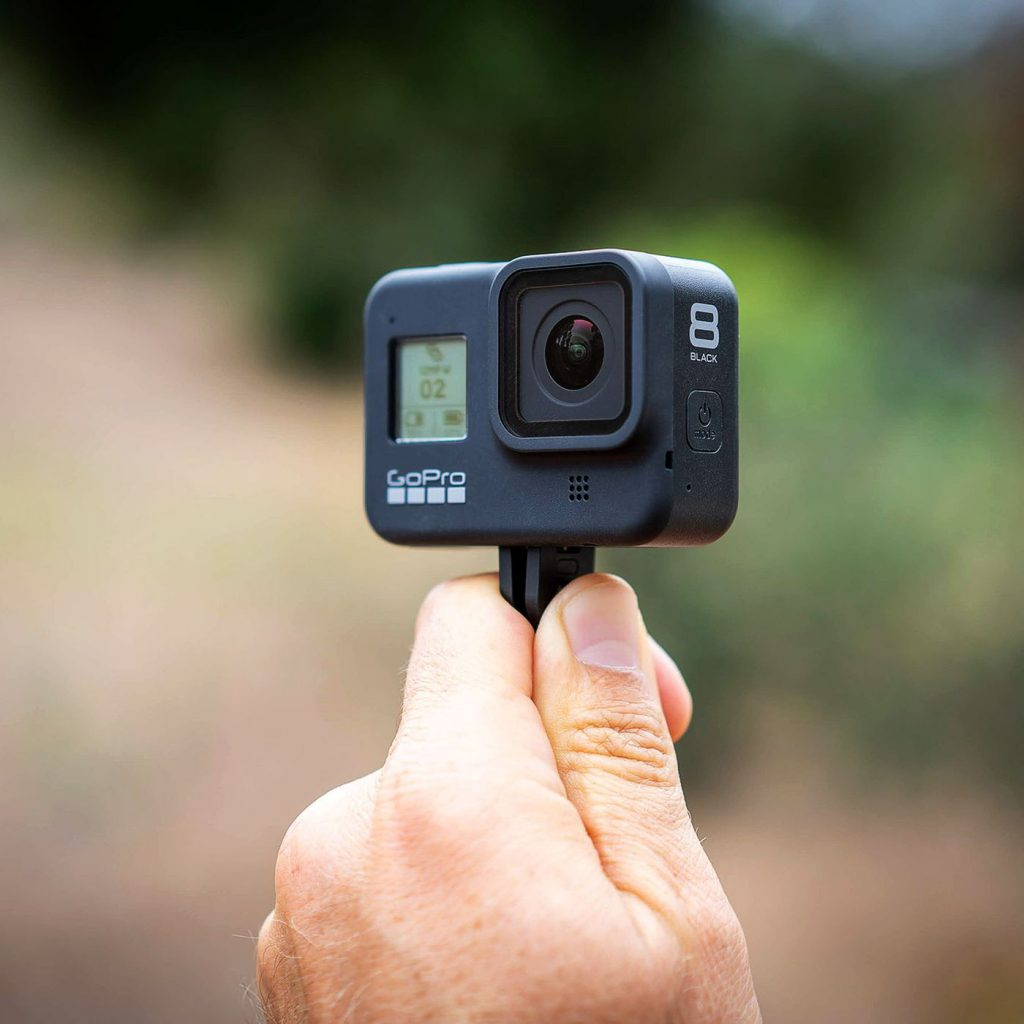 Hero 8 1024x1024 Expensive New Go Pro Hero 8 Targets Bloggers, Premium Accessories