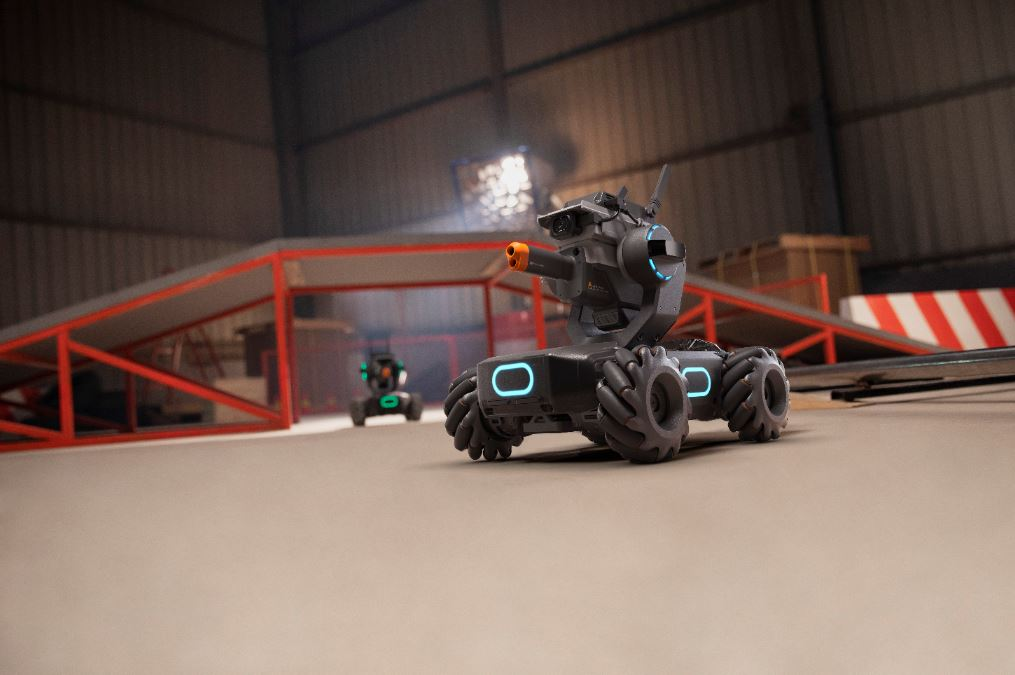 S1 2 DJI's First Ground Based Bot Rolls Out In Oz