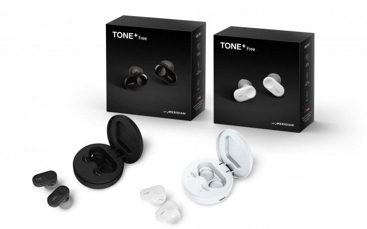 ToneFree Earbuds LG Enter Wireless Earbud Market With Tone+ Free