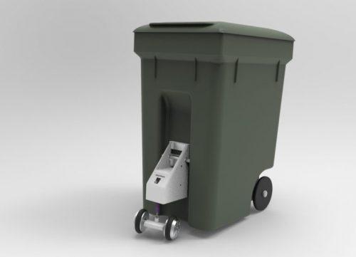 smartcanrender 500x361 Robotic Dust Bin That Goes Walkabout