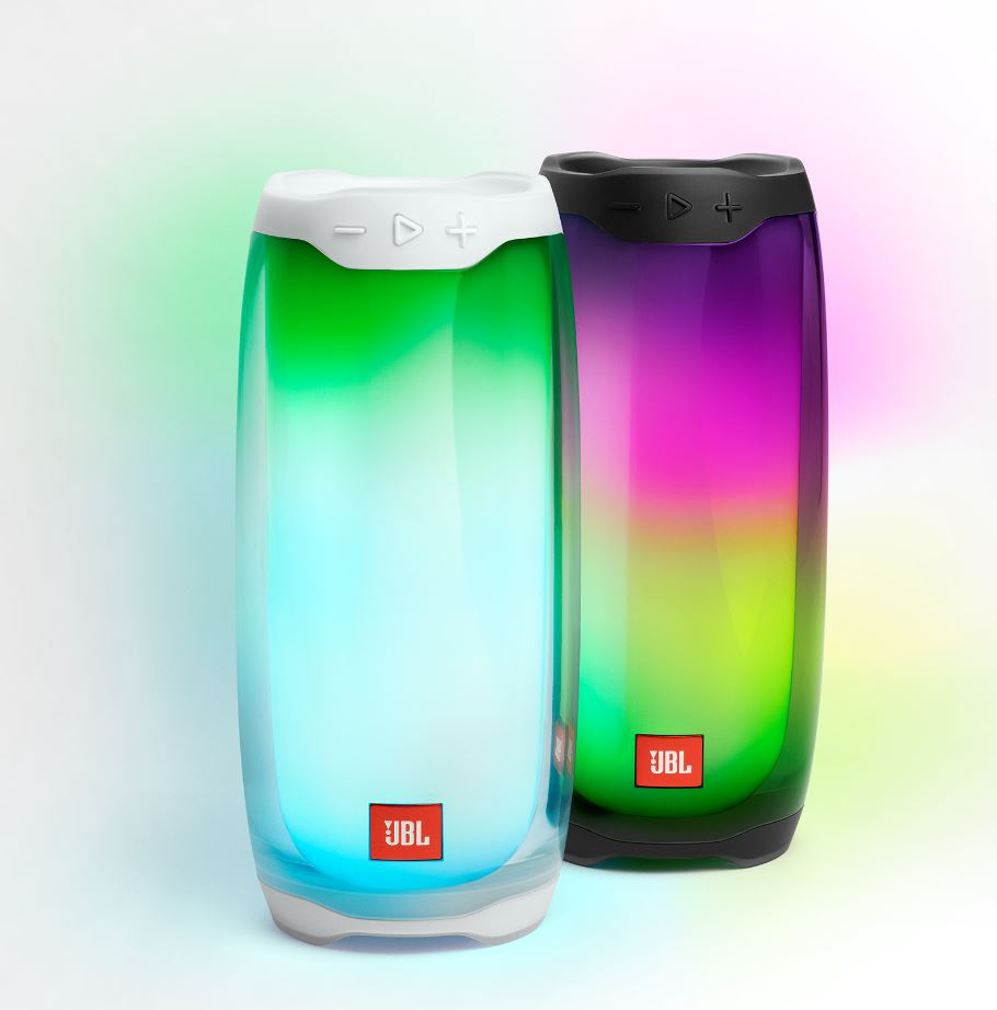 JBL Pulse 4 product shot JBL Release New Portable Speaker With 360° Light & Sound