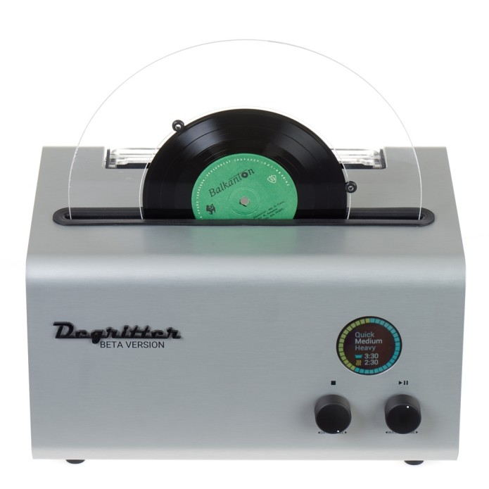 degritter adapter Would You Spend $5K To Clean Your Records?