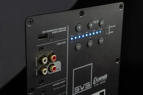 2000pro amp detail 500x333 SVS Launch Sub $2K Bluetooth Enabled Subwoofers