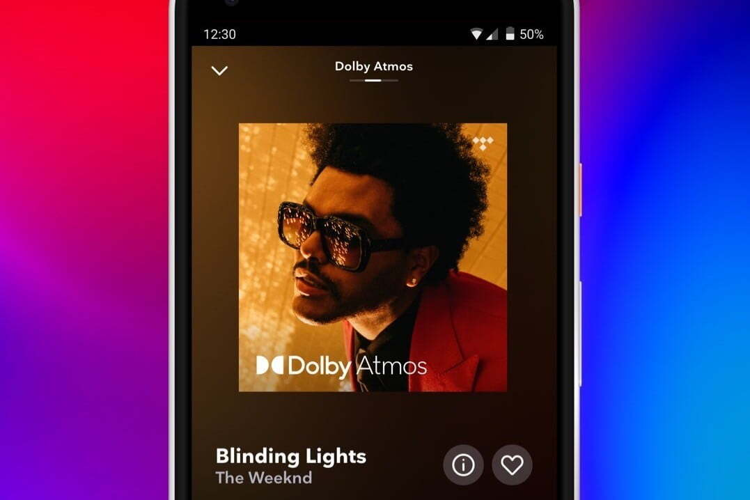 %name Dolby Atmos Music Now Streaming At Tidal