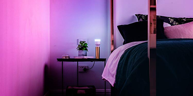LIFX bedroom Review: Light Up Your World With LIFX Smart Bulbs