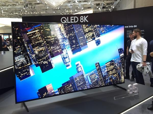 Samsung 8K small What To Expect From CES 2020