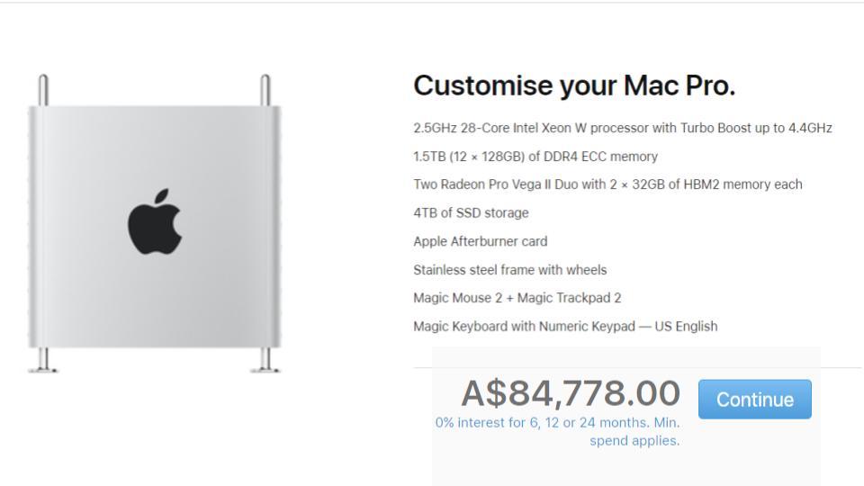Untitled presentation 15 Apple Mac Pro Has Nothing On Dells $200K Workstation